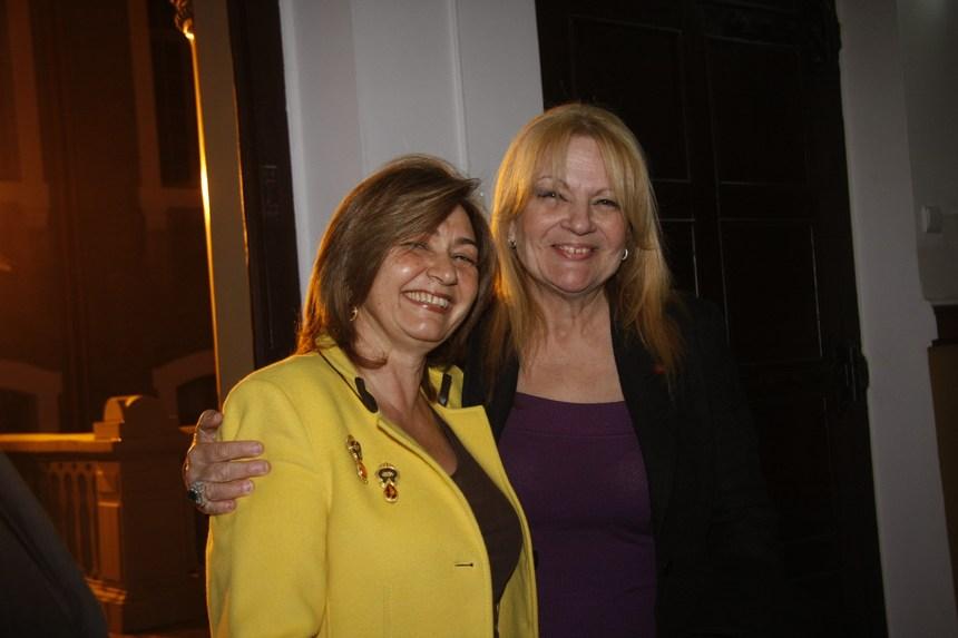 ميراي بويز وتونيا شاوي