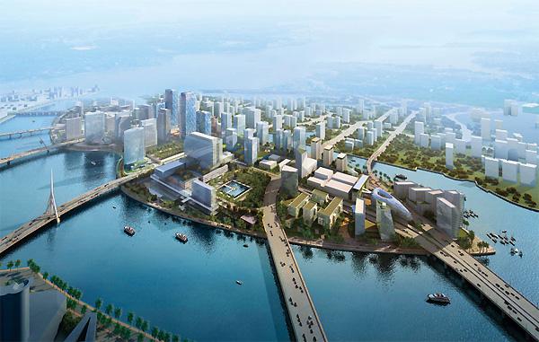 جزيرة الماريه: هنا ستقوم سوق أبو ظبي العالمية