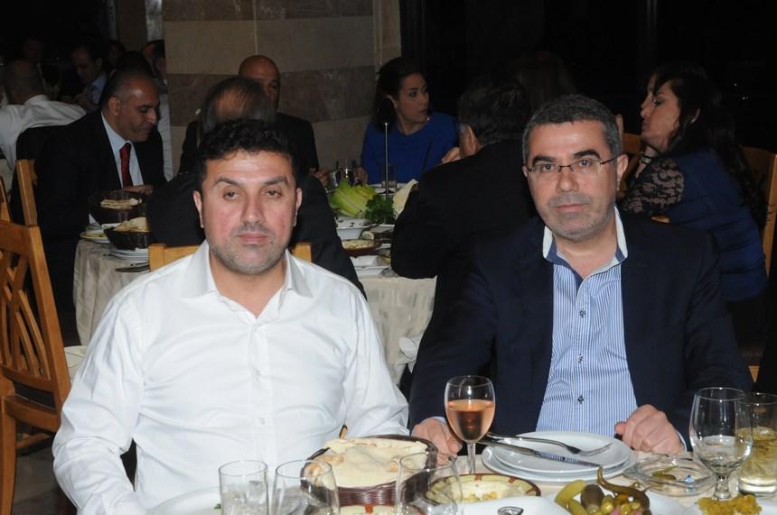 أنطوان أبو رجيلي وفؤاد أبو رجيلي