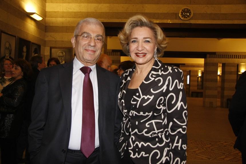صونيا وناجي غاريوس