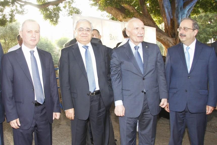 اللبنانيون يشاركون فرنسا في عيدها الوطني