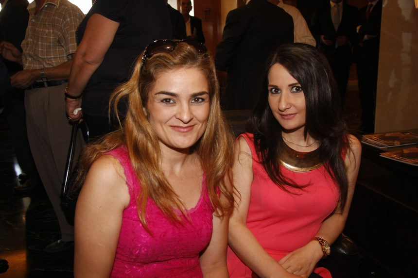ريما خداج وليلى داهوك