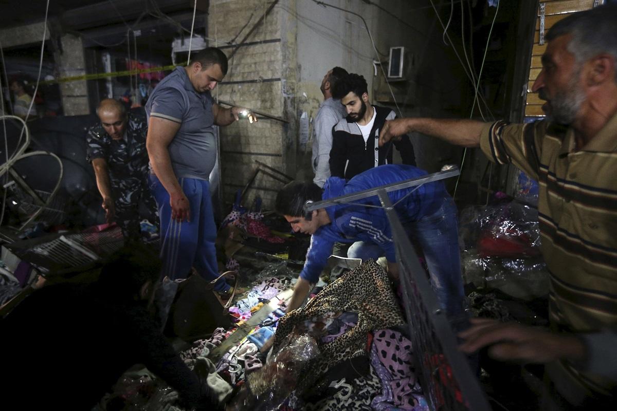 لماذا تجاهل العالم الهجوم الإرهابي الوحشي في بيروت؟