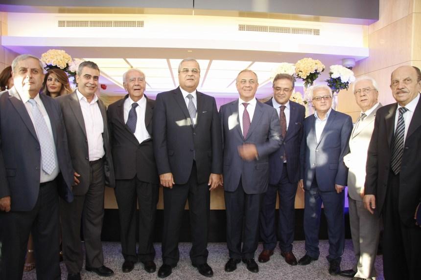 بنك بيروت والبلاد العربية يفتتح فرعاً في الحازمية