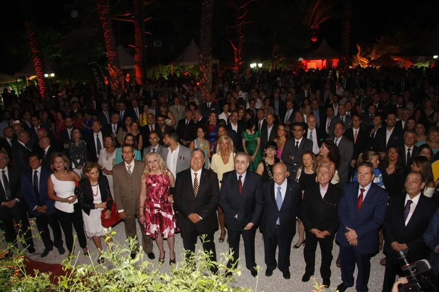 العيد الوطني الإسباني في بيروت