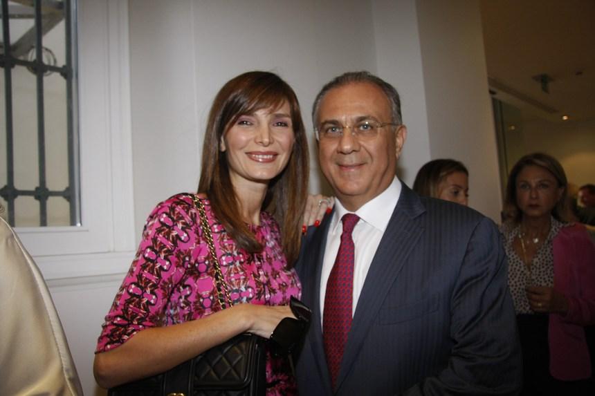 غسان ونانسي عساف
