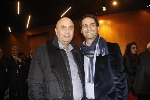 وليد حلاسو وجورج شهوان