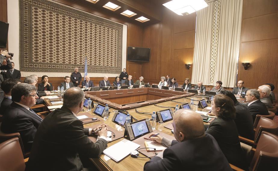 لماذا يريد النظام السوري نسف مفاوضات جنيف؟
