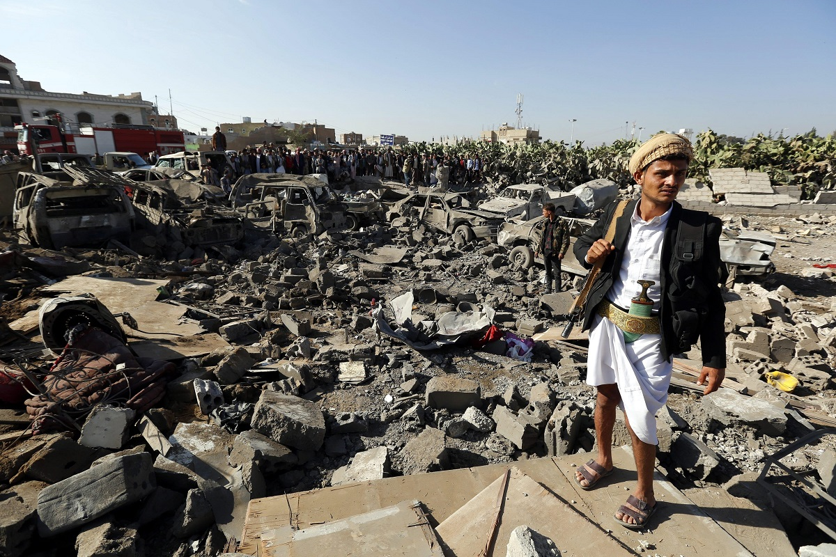 الحرب في اليمن: التدخل السعودي مكلف
