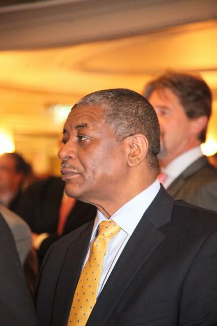 سفير السودان محمد الثوم