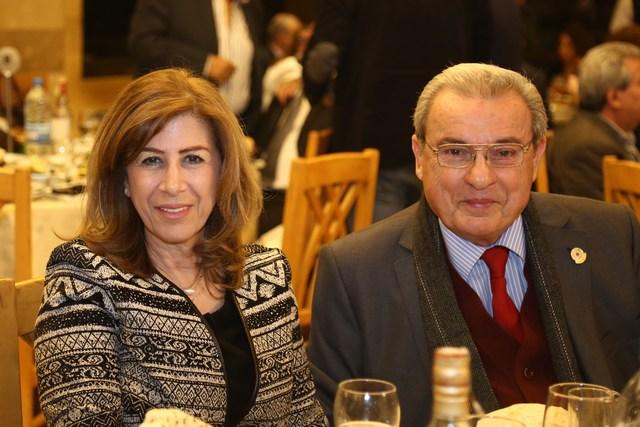 خليل ومارسيل أبو خليل