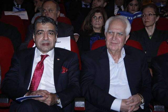 مروان فارس والسفير حسن ضيا