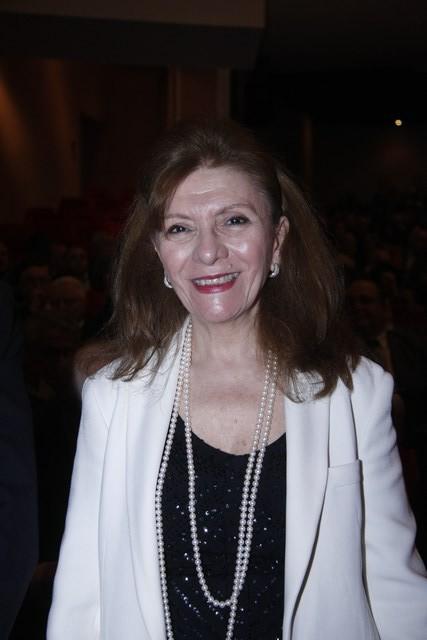 السفيرة جورجيت ملاط