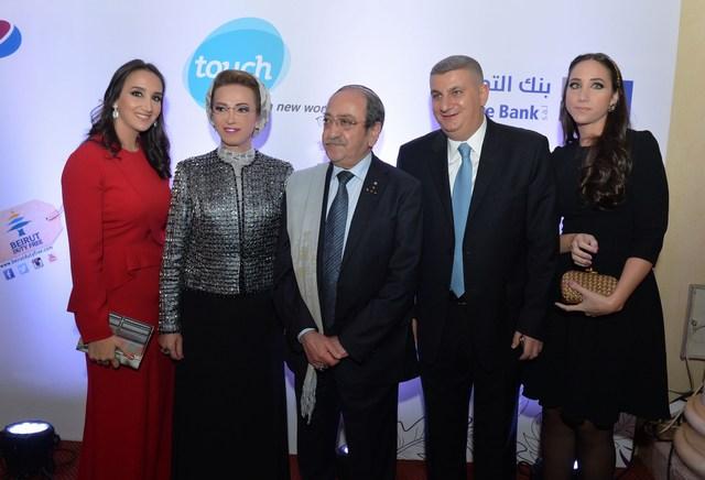 تكريم دريد لحام في عشاء الجمعية اللبنانية لرعاية المعوّقين