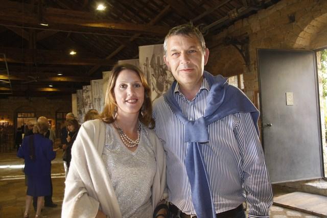 فيليب وأنطونيا لازاريني