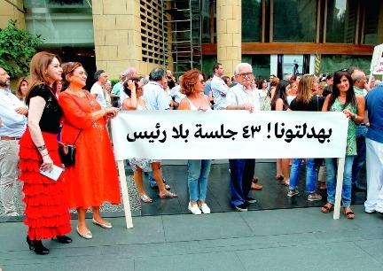 عندما يقاوم المجتمع اللبناني سياسييه