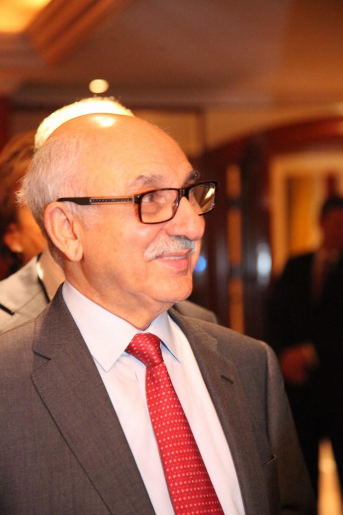 سفير ليبيا محمد الناكوع