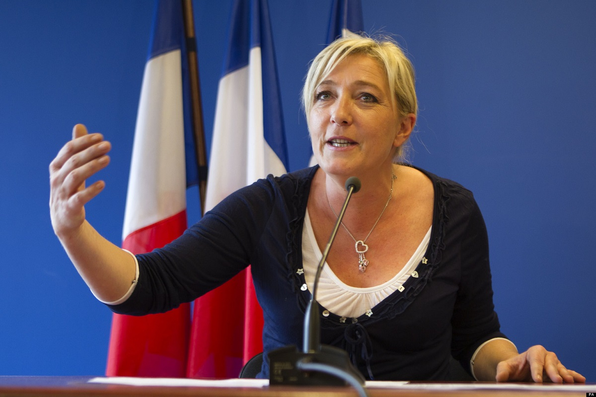 France Far-Right