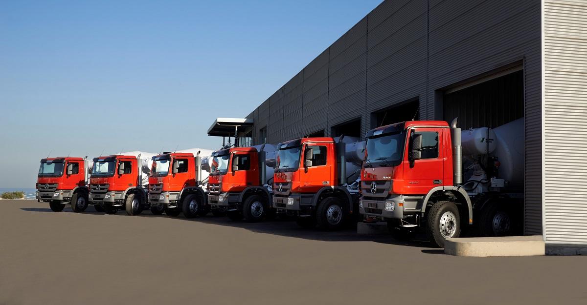 رقم قياسيّ في مبيعات الشاحنات لشركة غرغور وأولاده في 2017