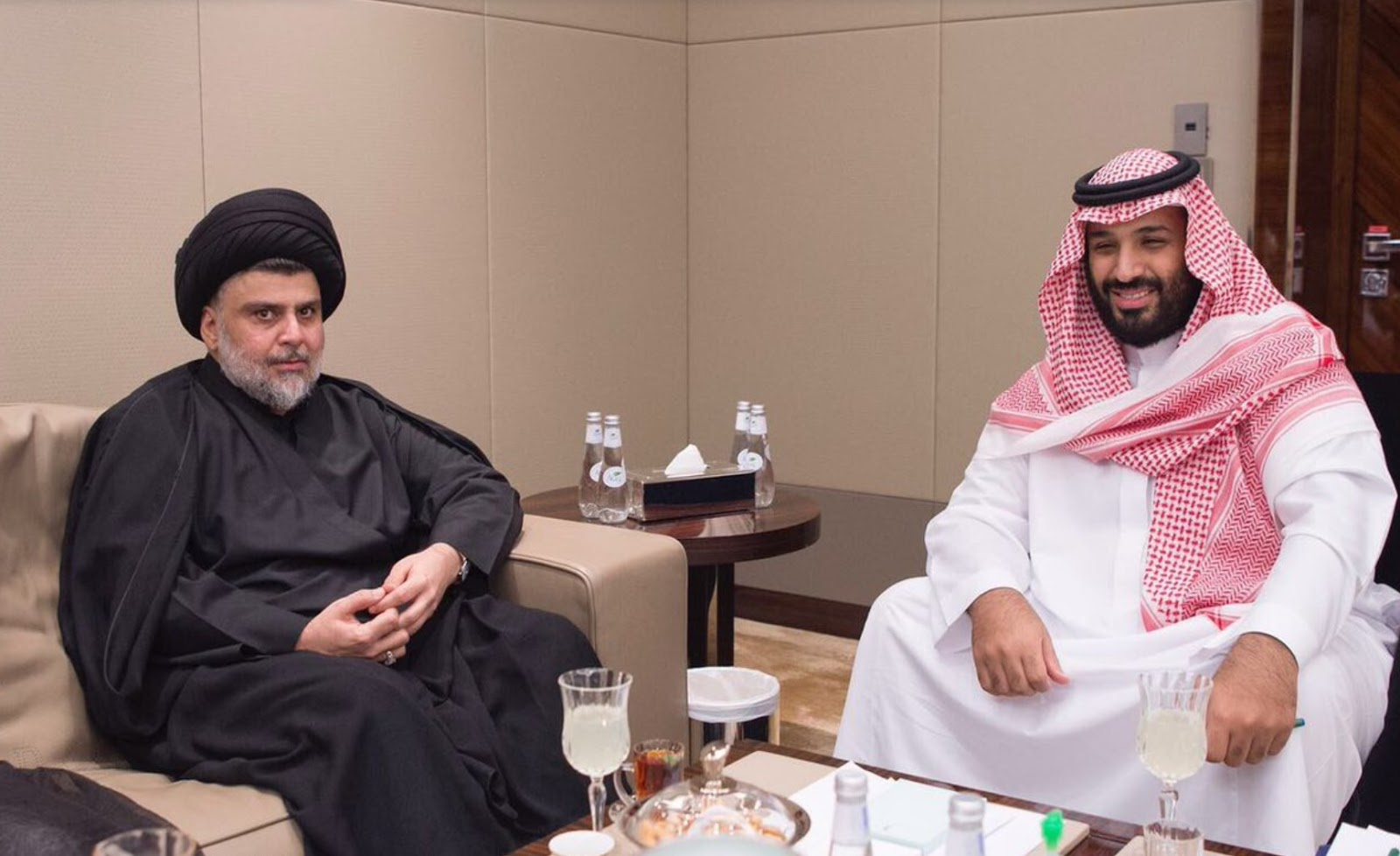 زيارة ولي العهد السعودي المُحتَمَلة إلى العراق تُثير قلق طهران وحلفائها