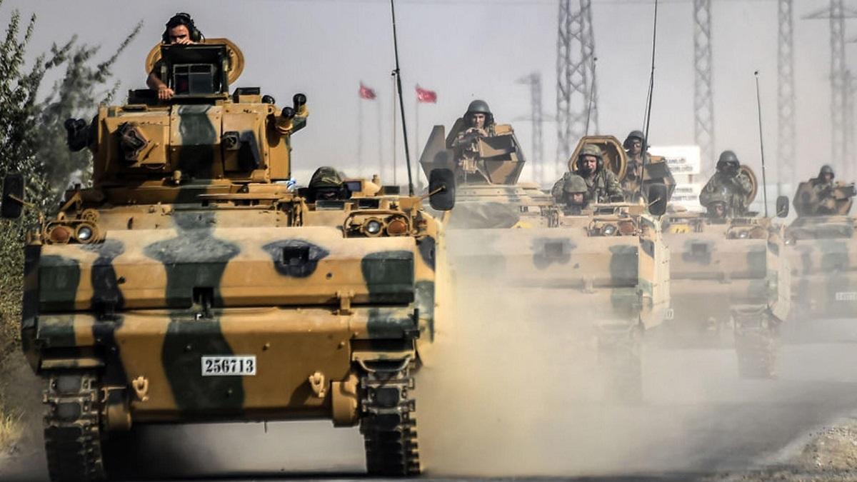 أنقرة تضع الأساس لمنطقة نفوذ كبيرة داخل سوريا ذات آثار بعيدة المدى