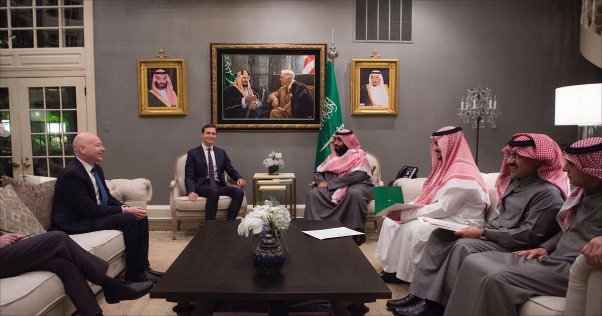 الفلسطينيون بين مطرقة نتنياهو وعصا ترامب وسندان محمد بن سلمان