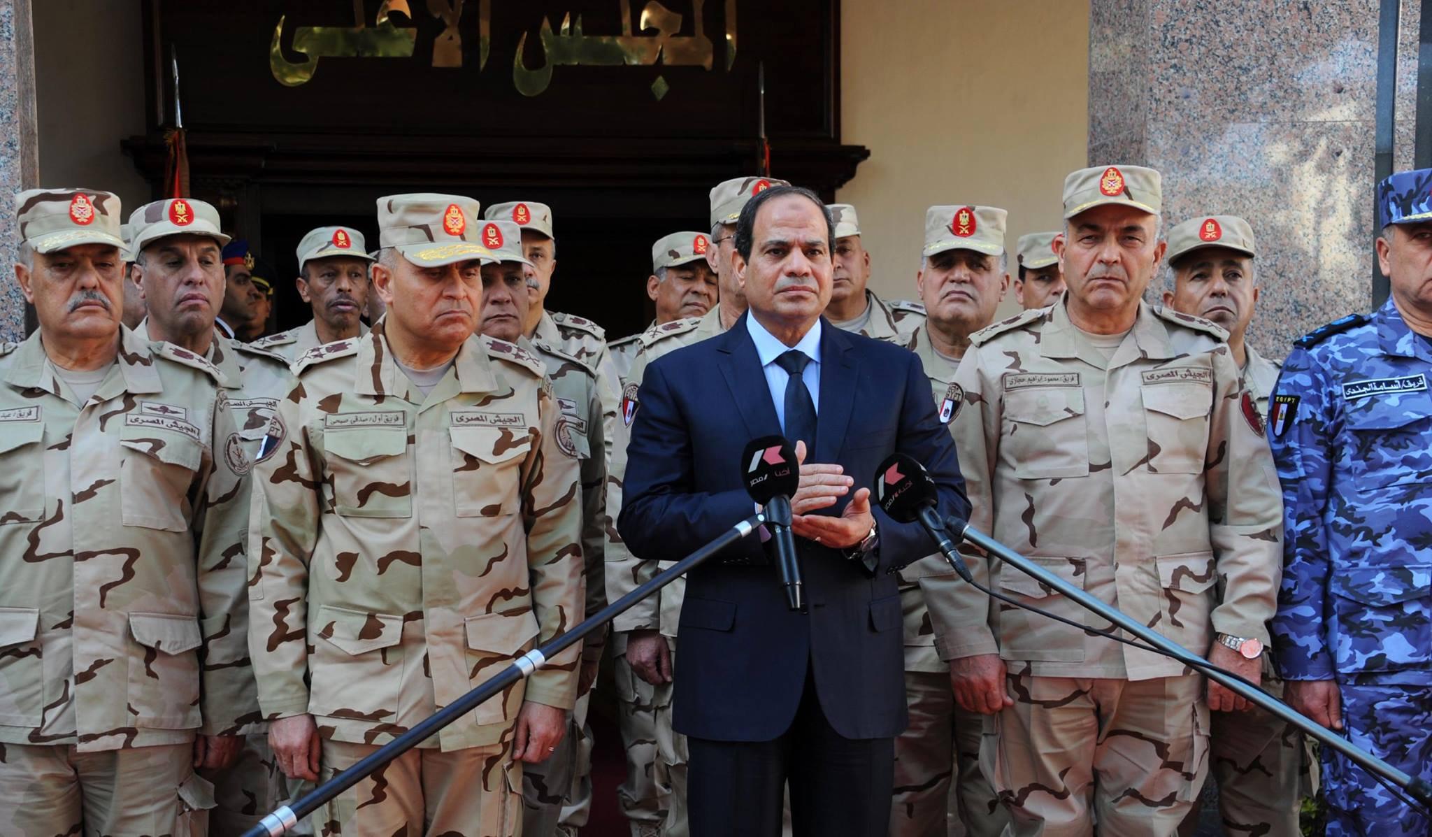 الإنفاق العسكري الخارج عن السيطرة يُعمّق أزمة الديون في مصر