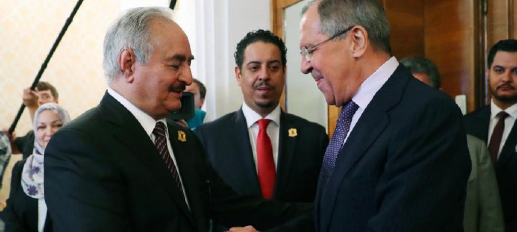 لماذا تدعم روسيا خليفة حفتر في ليبيا؟