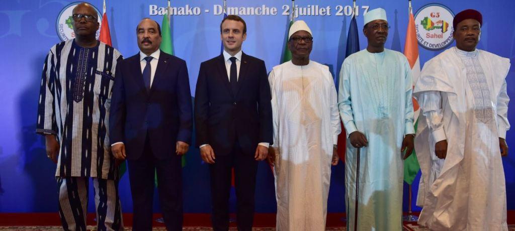 تحالفُ دولٍ خمس يُغيِّر المسارَ الأمني للساحل الإفريقي