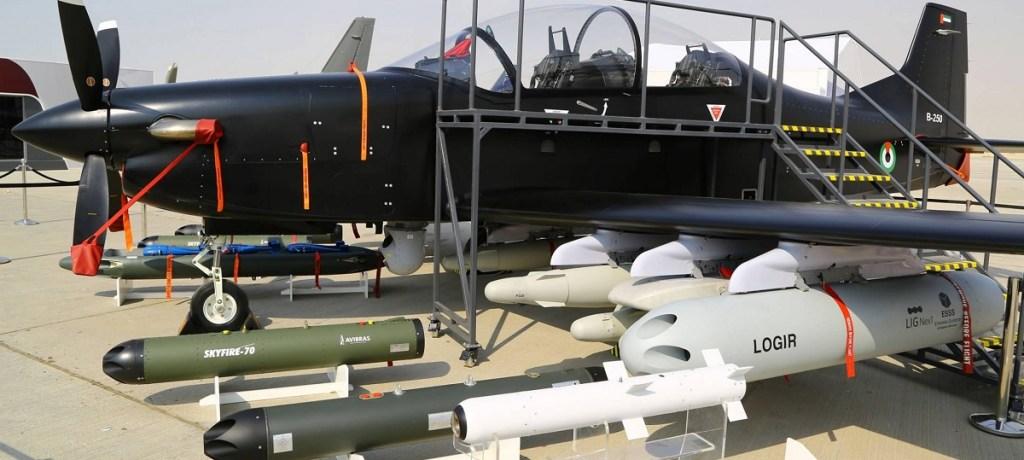 الإمارات تسعى إلى تطوير صناعة دفاعية محلية لتتحوّل إلى مورّد عالمي للأسلحة