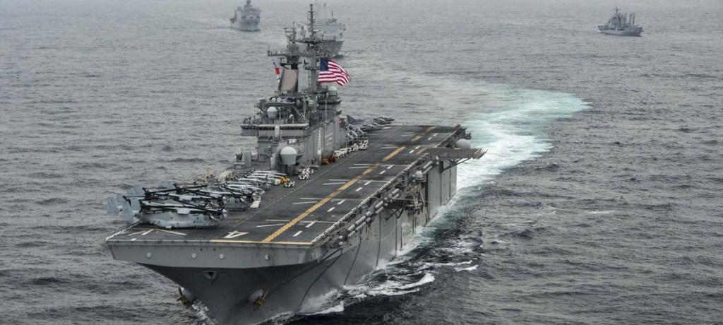 نهاية حقبة: ترامب يدعو الصين إلى المشاركة في حماية الخليج