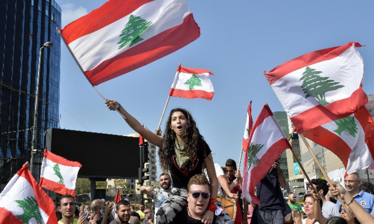 هذا هو الوقت لبداية جديدة في لبنان