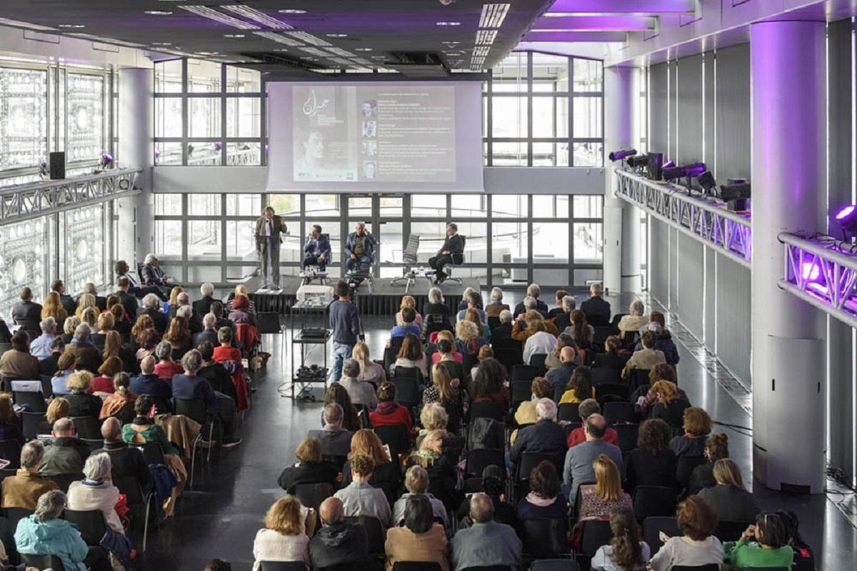 مؤتمر جبران الدولي الخامس في باريس