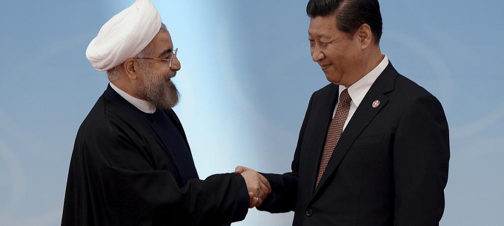 الشَرقُ يَخذُلُ إيران