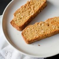 A Healthier Tea Bread: made with quinoa