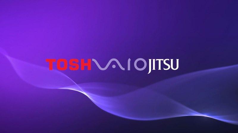 merger toshiba fujitsu vaio