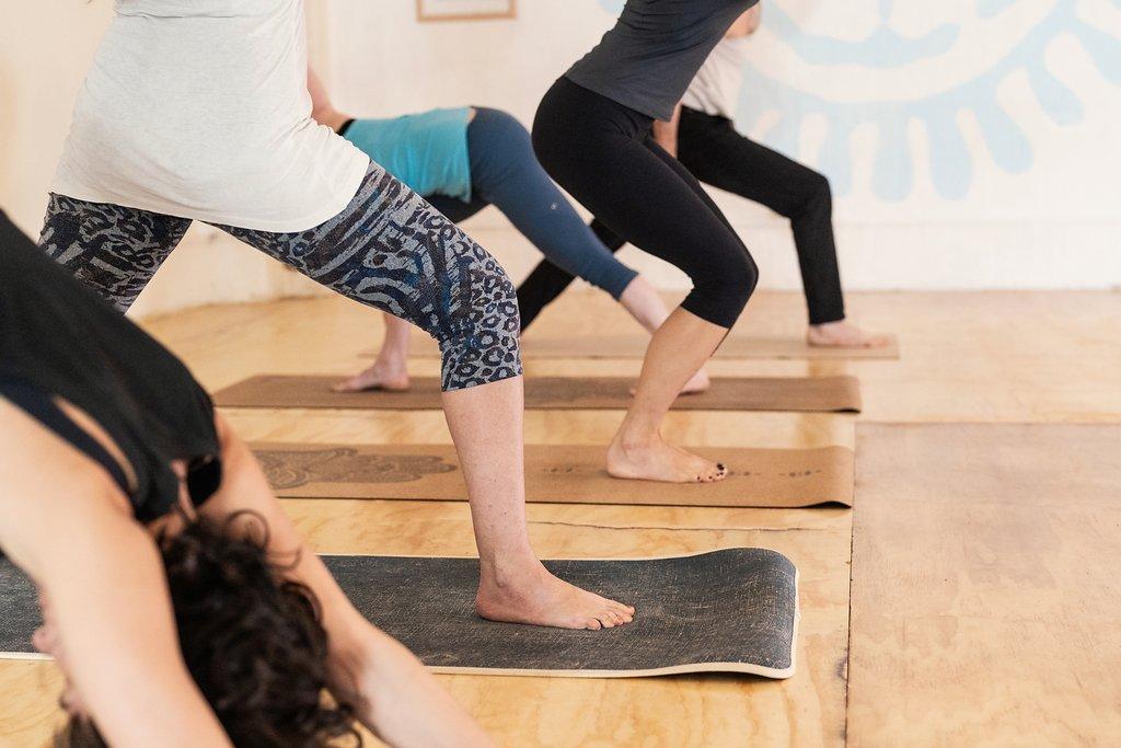 Beginner Astanga Yoga