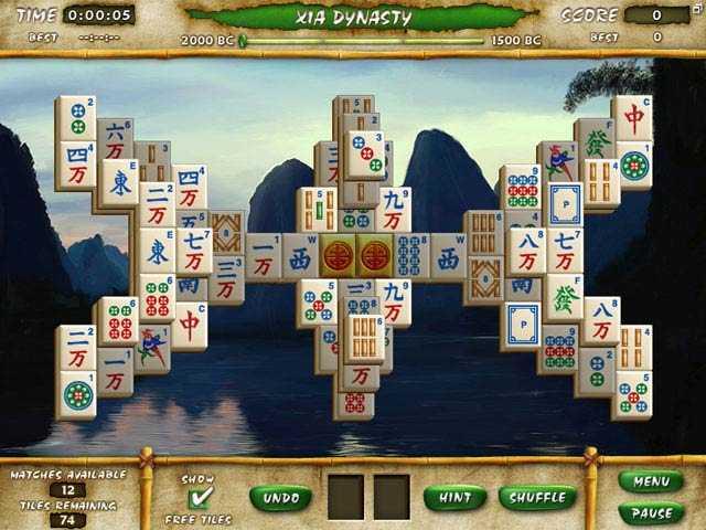 Download Mahjong Escape Game