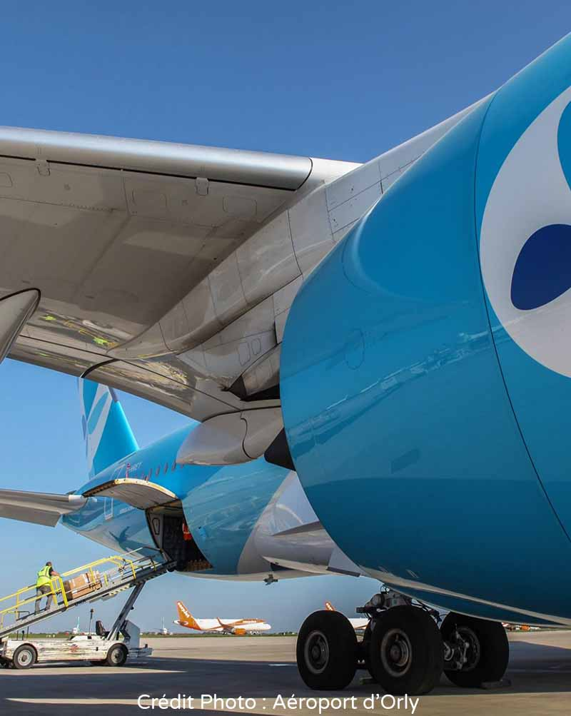 Asta Transport - Aéroport Orly