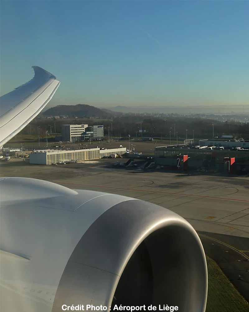 Asta Transport VTC - Aéroport de Liège