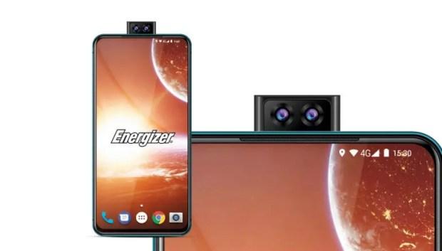 Смартфон Energizer Power Max P18K Pop получил батарею на 18 000 мАч