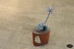 Boîte à fleur de main