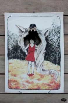 Contes et histoires - Le Petit Chaperon rouge