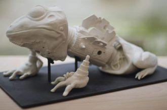 modelage porcelaine