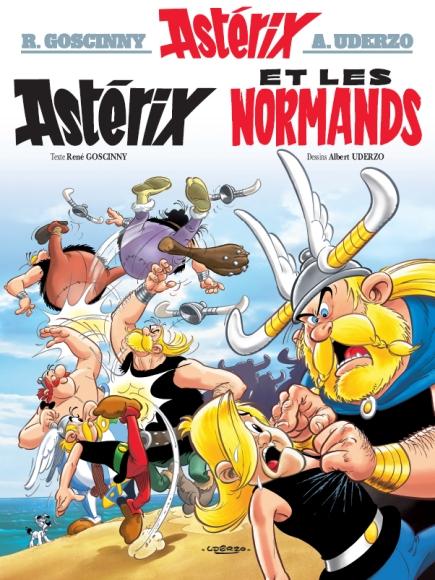"""Résultat de recherche d'images pour """"astérix et les normands"""""""