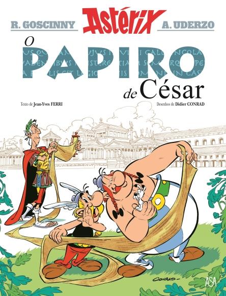 Resultado de imaxes para o papiro do César