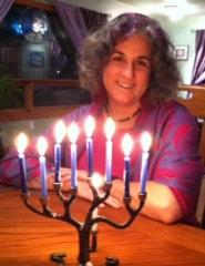 Rabbi Debra Kolodny | As the Spirit Moves Us. Chanukah '13