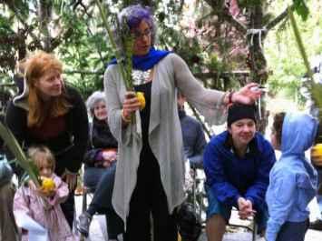 Rabbi Debra Kolodny   As the Spirit Moves Us. Sukkot at P'nai Or
