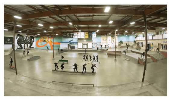 This Berrics Skateboard Experience is a session in the park with a few of the Berrics closest friends. In addition, you will get a behind the scenes look of how the Berrics' operations work and a canteen shopping spree. Flight and lodging with be covered. The Berrics is in Los Angeles. Please note you are bidding on an in-person experience that will happen once it is deemed safe in regards to COVID-19.