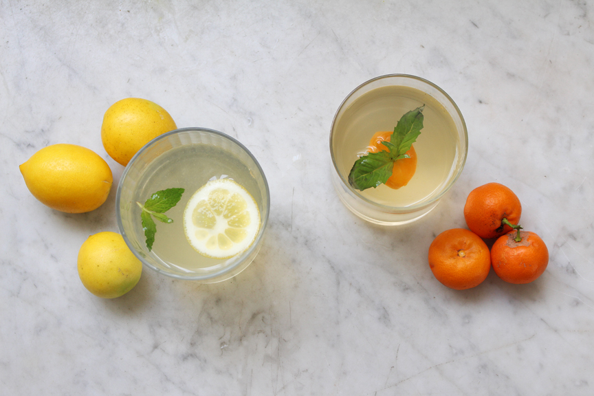 ginger jasmine lemonde calamansi basil